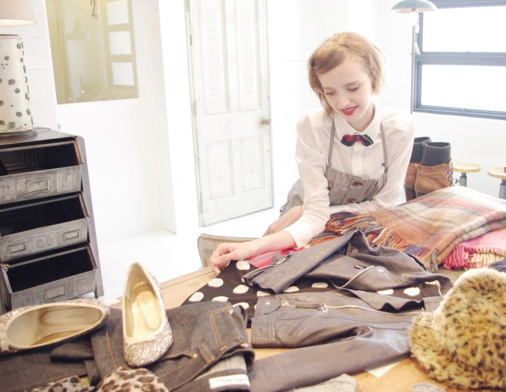 ルラシェ 外国人 モデル ウィッグ カツラ ファッション 女性