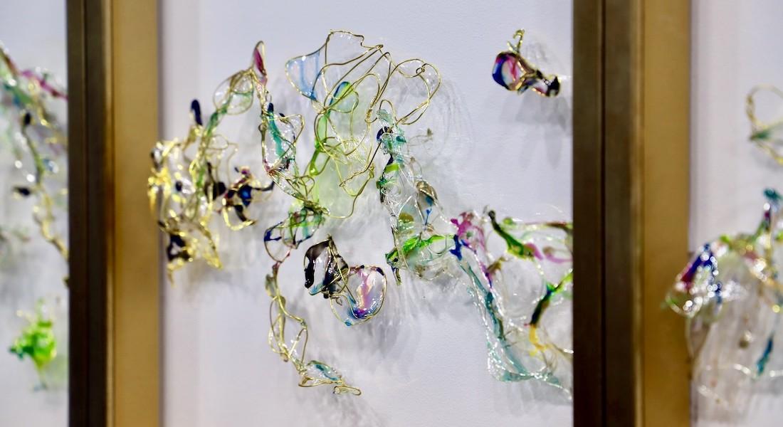 【アート作品】Umbilical cords (2020)